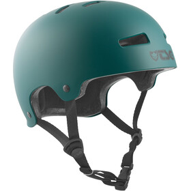 TSG Evolution Solid Color Helmet satin forest